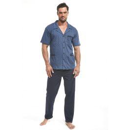 Pánské pyžamo Max  modrá