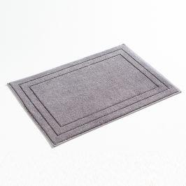 Koupelnová předložka Jasmina šedá 50x70 cm bavlna