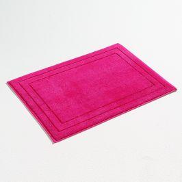 Koupelnová předložka Jasmina růžová 50x70 cm bavlna