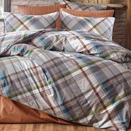 Povlečení Plaid 140x200 jednolůžko - standard bavlna