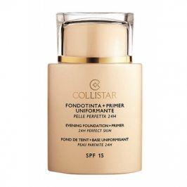 Collistar Evening Foundation + Primer SPF15 35 ml makeup pro ženy 1 Ivory
