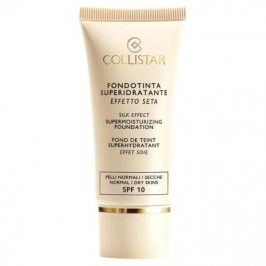 Collistar Silk Effect Supermoisturizing Foundation 30 ml makeup pro ženy 3 Peach