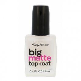 Sally Hansen Big Matte Top Coat 11,8 ml lak na nehty pro ženy
