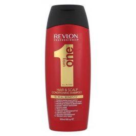 Revlon Professional Uniq One 300 ml posilující šampon pro ochranu a lesk vlasů pro ženy