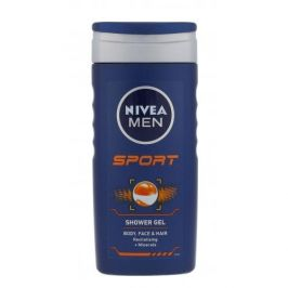 Nivea Men Sport 250 ml sprchový gel na tělo a vlasy pro muže