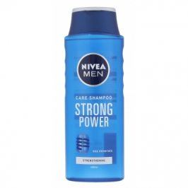 Nivea Men Strong Power 400 ml šampon pro muže