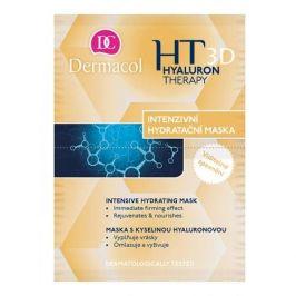 Dermacol 3D Hyaluron Therapy 16 ml intenzivní hydratační a remodelační maska pro ženy