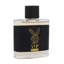 Playboy VIP Black Edition For Him 100 ml voda po holení pro muže