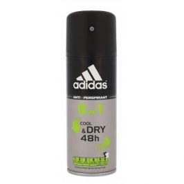 Adidas 6in1 Cool & Dry 48h 150 ml antiperspirant deospray pro muže