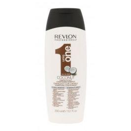 Revlon Professional Uniq One Coconut 300 ml posilující šampon pro ochranu a lesk vlasů pro ženy
