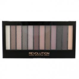 Makeup Revolution London Redemption Palette Romantic Smoked 14 g oční stín pro ženy