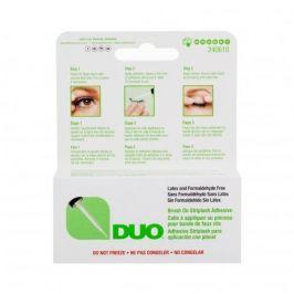 Ardell Duo Brush On Striplash Adhesive 5 g lepidlo se štětečkem na nalepovací řasy pro ženy
