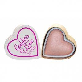 Makeup Revolution London I Heart Makeup Goddess Of Love 10 g rozjasňovač pro ženy Goddess Of Love