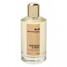 MANCERA Roseaoud & Musk 120 ml parfémovaná voda unisex