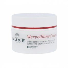 NUXE Merveillance Visible Lines Correcting Cream 50 ml denní pleťový krém proti vráskám pro ženy