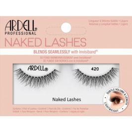 Ardell Naked Lashes 420 1 ks umělé řasy pro přirozený vzhled pro ženy Black