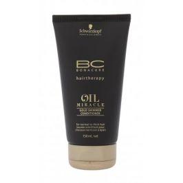 Schwarzkopf BC Bonacure Oil Miracle Gold Shimmer 150 ml kondicionér pro husté vlasy pro ženy