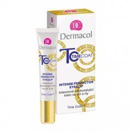 Dermacol Time Coat Intense Perfector 15 ml oční krém proti vráskám pro ženy