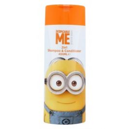 Minions Hair Care 2in1 Shampoo & Conditioner 400 ml šampon