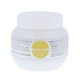 Kallos Cosmetics Banana 275 ml posilující maska pro suché a poškozené vlasy pro ženy