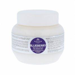 Kallos Cosmetics Blueberry 275 ml regenerační maska pro suché a poškozené vlasy pro ženy
