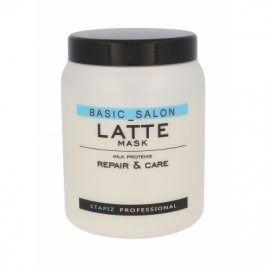 Stapiz Basic Salon Latte 1000 ml maska pro všechny typy vlasů pro ženy
