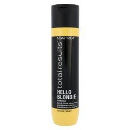 Matrix Total Results Hello Blondie 300 ml kondicionér pro světlé blond vlasy pro ženy