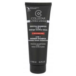 Collistar Men 3in1 250 ml šampon pro muže
