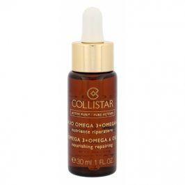 Collistar Pure Actives Omega 3 + Omega 6 Nourishing Repairing Oil 30 ml pleťové sérum proti vráskám pro ženy