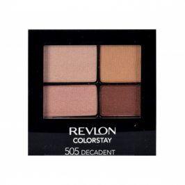 Revlon Colorstay 16 Hour 4,8 g oční stín pro ženy 505 Decadent