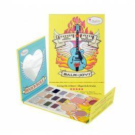 TheBalm Balm Jovi 21,2 g dárková kazeta dárková sada pro ženy Face Palette