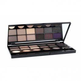 Makeup Revolution London Salvation Palette Hard Day 13 g oční stín pro ženy