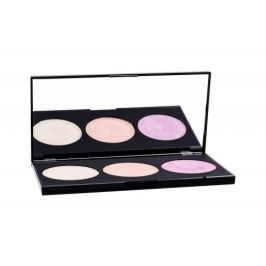 Makeup Revolution London Highlighting Powder Palette 15 g paletka 3 rozjasňovačů pro ženy
