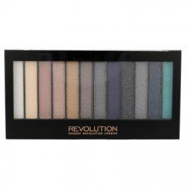 Makeup Revolution London Redemption Palette Essential Day To Night 14 g oční stín pro ženy