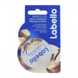 Labello Lip Butter Vanilla & Macadamia 19 ml balzám na rty pro ženy
