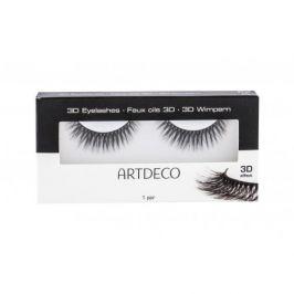 Artdeco 3D Eyelashes 1 ks umělé 3d řasy s lepidlem pro ženy 62 Lash Artist