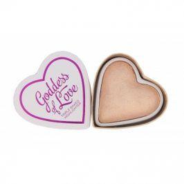 Makeup Revolution London I Heart Makeup Golden Goddess 10 g rozjasňovač pro ženy