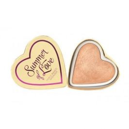 Makeup Revolution London I Heart Makeup Summer Of Love 10 g bronzer pro ženy Summer Of Love
