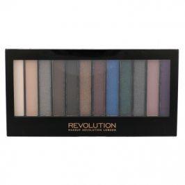Makeup Revolution London Redemption Palette Hot Smoked 14 g oční stín pro ženy