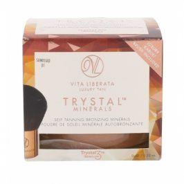Vita Liberata Trystal Minerals 9 g bronzer pro ženy 01 Sunkissed