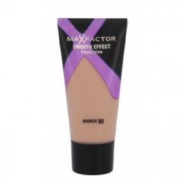 Max Factor Smooth Effect 30 ml makeup pro ženy 80 Bronze