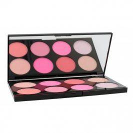 Makeup Revolution London Ultra Blush Palette 13 g tvářenka pro ženy All About Pink