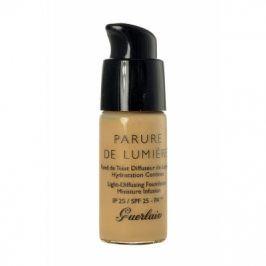 Guerlain Parure De Lumiere SPF25 15 ml makeup tester pro ženy 25 Doré Foncé