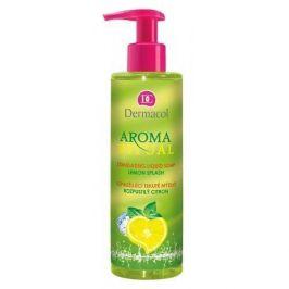 Dermacol Aroma Ritual Lemon Splash 250 ml tekuté mýdlo na ruce pro ženy