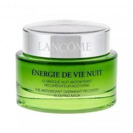 Lancôme Énergie De Vie Nuit 75 ml hydratující pleťová maska pro ženy