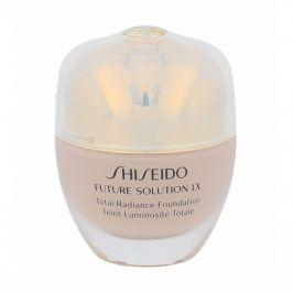 Shiseido Future Solution LX Total Radiance Foundation SPF15 30 ml makeup pro ženy l60 Natural Deep Ivory