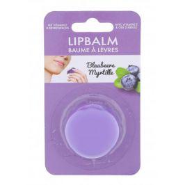 2K Lip Balm 5 g vyživující balzám na rty pro ženy Blueberry