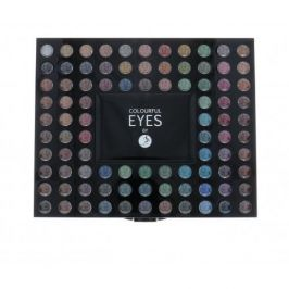 2K Colourful Eyes 98 Eye Shadow Palette 78,4 g oční stín pro ženy
