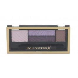 Max Factor Smokey Eye Drama 1,8 g paletka očních stínů a stínů na obočí pro ženy 04 Luxe Lilacs