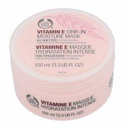 The Body Shop Vitamin E 100 ml pleťová maska pro ženy